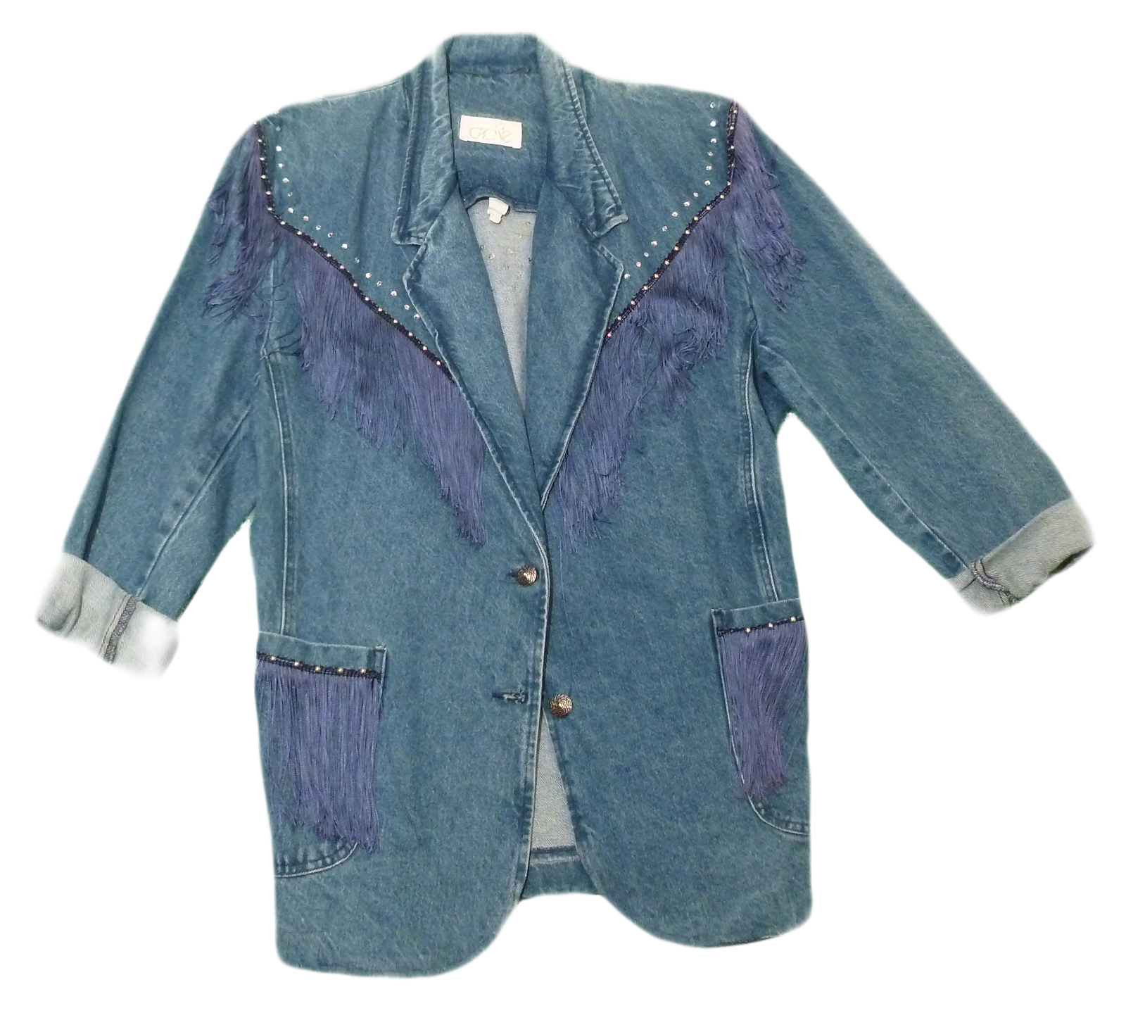 Donna Fargo's Cache Jacket - Country Music Stage Clothing