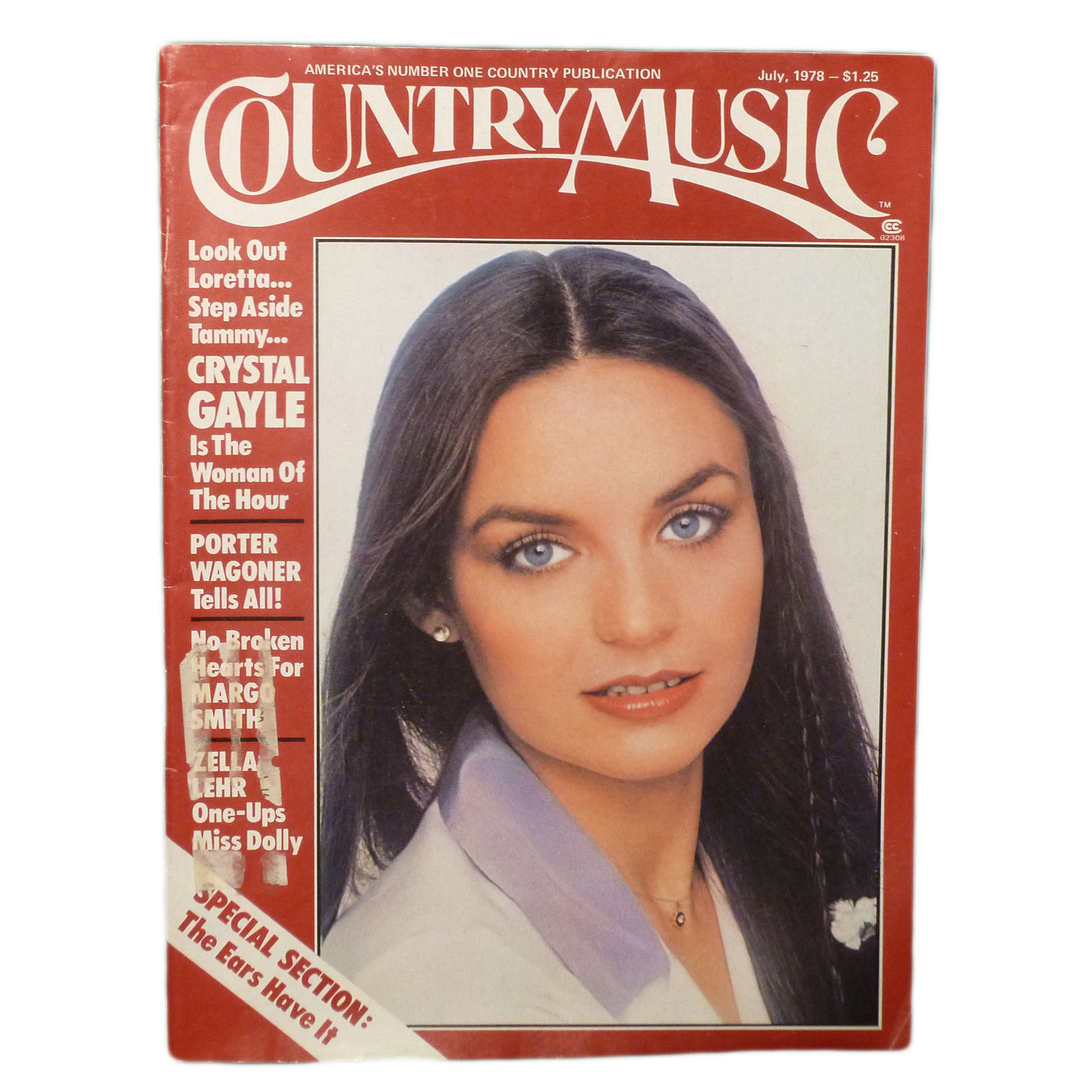 COUNTRY MUSIC MAGAZINE SEPTEMBER 1978
