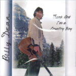 BILLY DEAN Thank God I'm A Country Boy CD Single