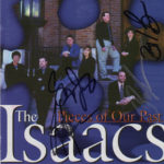 THE ISAACS Pieces Of Our Past CD