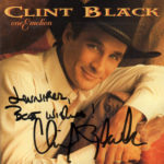 Clint Black One Emotion CD Autographed Signed