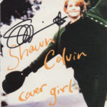 SHAWN COLVIN Cover Girl CD Autographed Signed