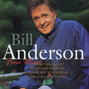 Bill Anderson Fine Wine CD