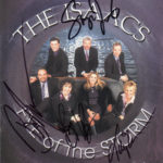 The Isaacs Eyes Of The Storm CD Autographed Signed