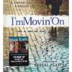 RASCAL FLATTS I'm Movin' On Gift Book & CD