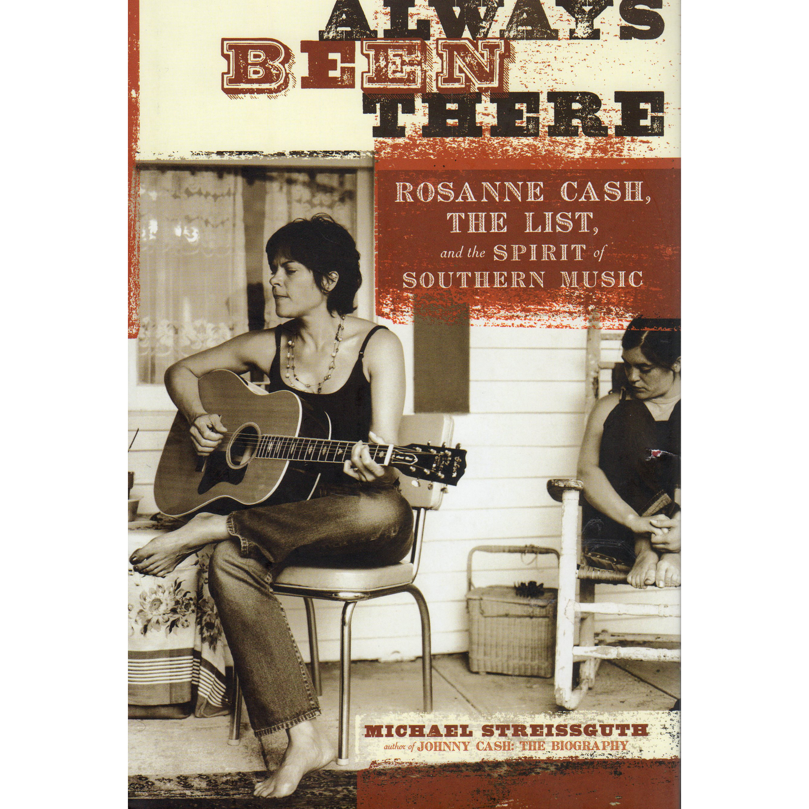 Rosanne Cash Always Been There Book Autographed Signed