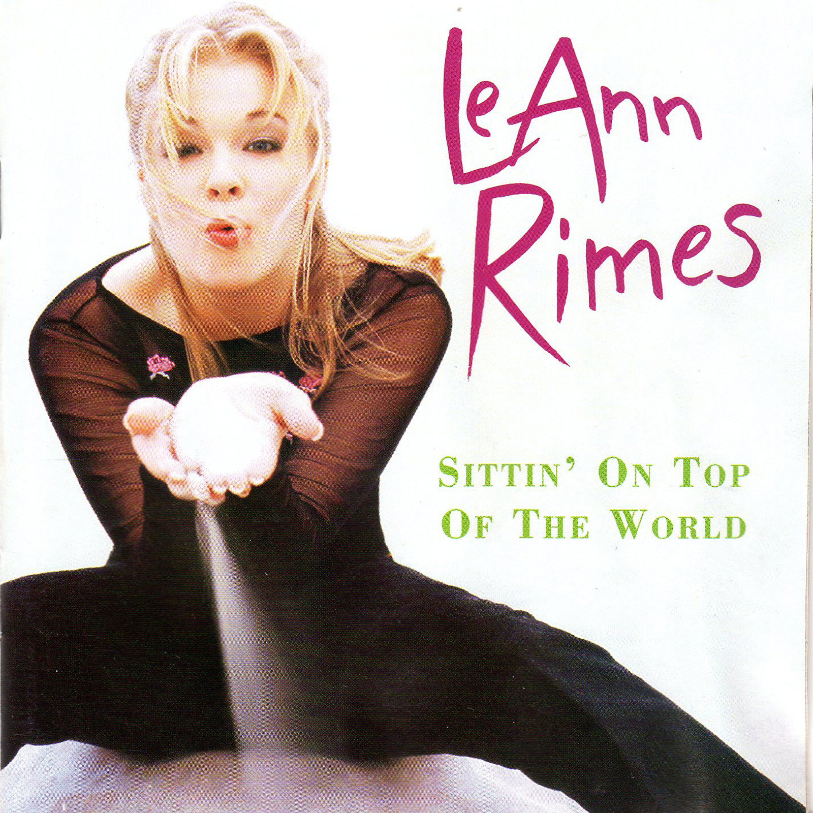 LeANN RIMES Sittin' On Top Of The World CD – Star Stash ...