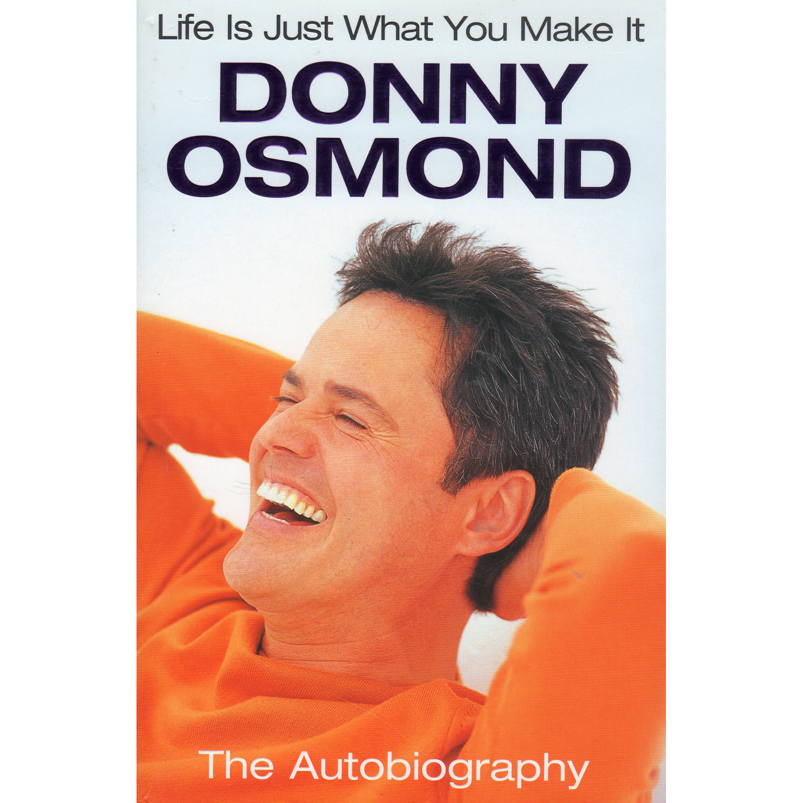 Donny osmond 2018