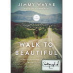 JIMMY WAYNE Walk To Beautiful Book Signed Autographed