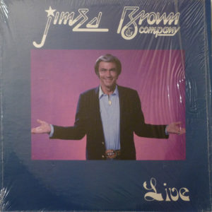 Jim Ed Brown & Company Live LP