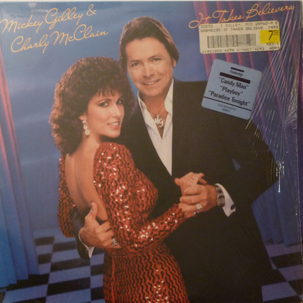Mickey Gilley Charly McClain LP