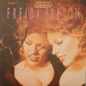Freida Parton Two-Faced LP