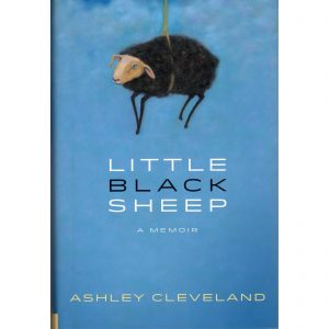 ASHLEY CLEVELAND Little Black Sheep Book Autographed Signed