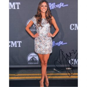 JANA KRAMER Autographed Photo 8×10